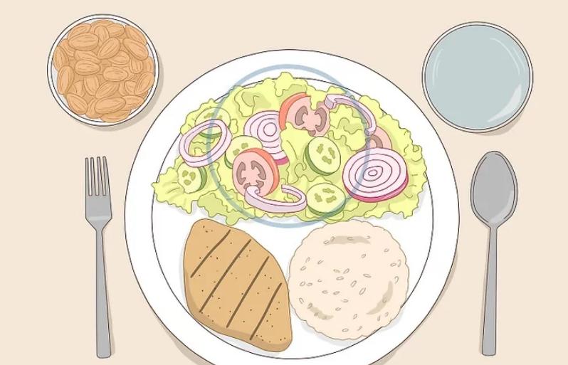 Lựa chọn thức ăn lành mạnh cho sức khỏe để sử dụng hàng ngày