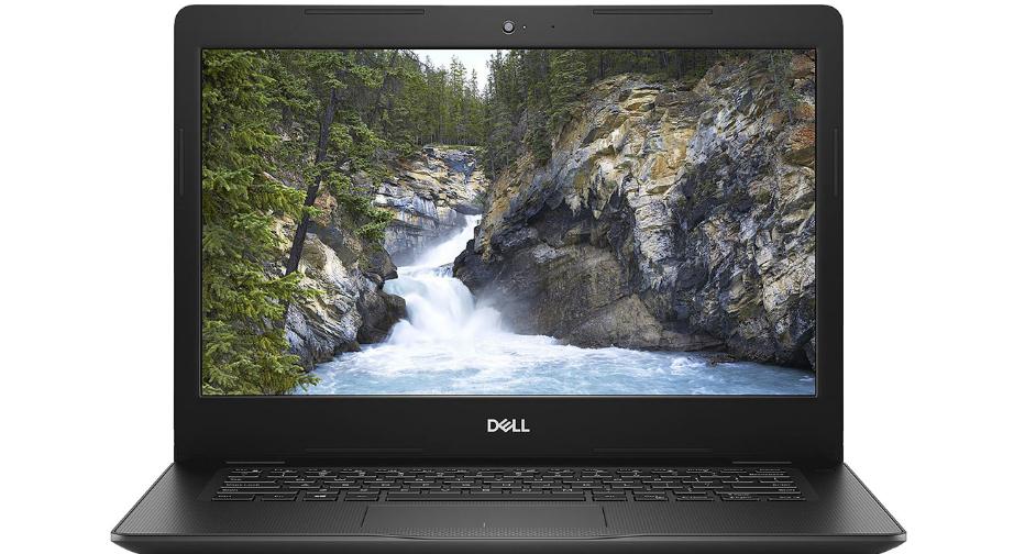 Laptop Dell Vostro 3480 có hình thức gọn gàng, bắt mắt