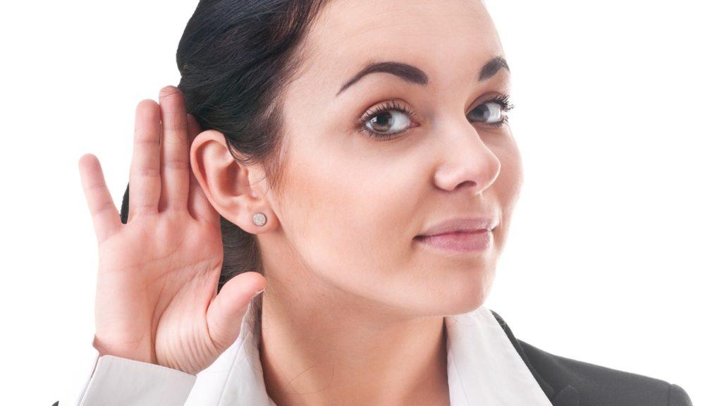 Luôn chủ động lắng nghe