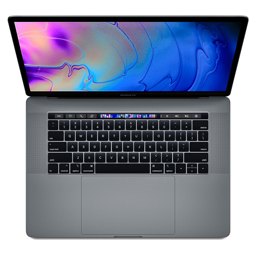 MacBookPro 2018 15inch SpaceGray A