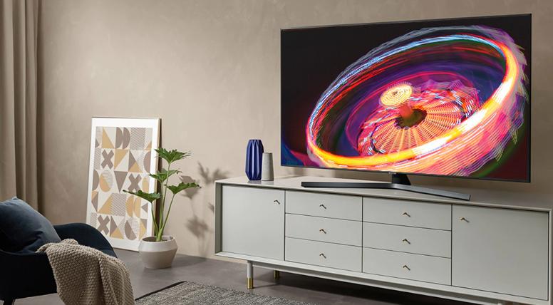 Mua Smart Tivi Samsung 4K 65 inch UA65RU7400