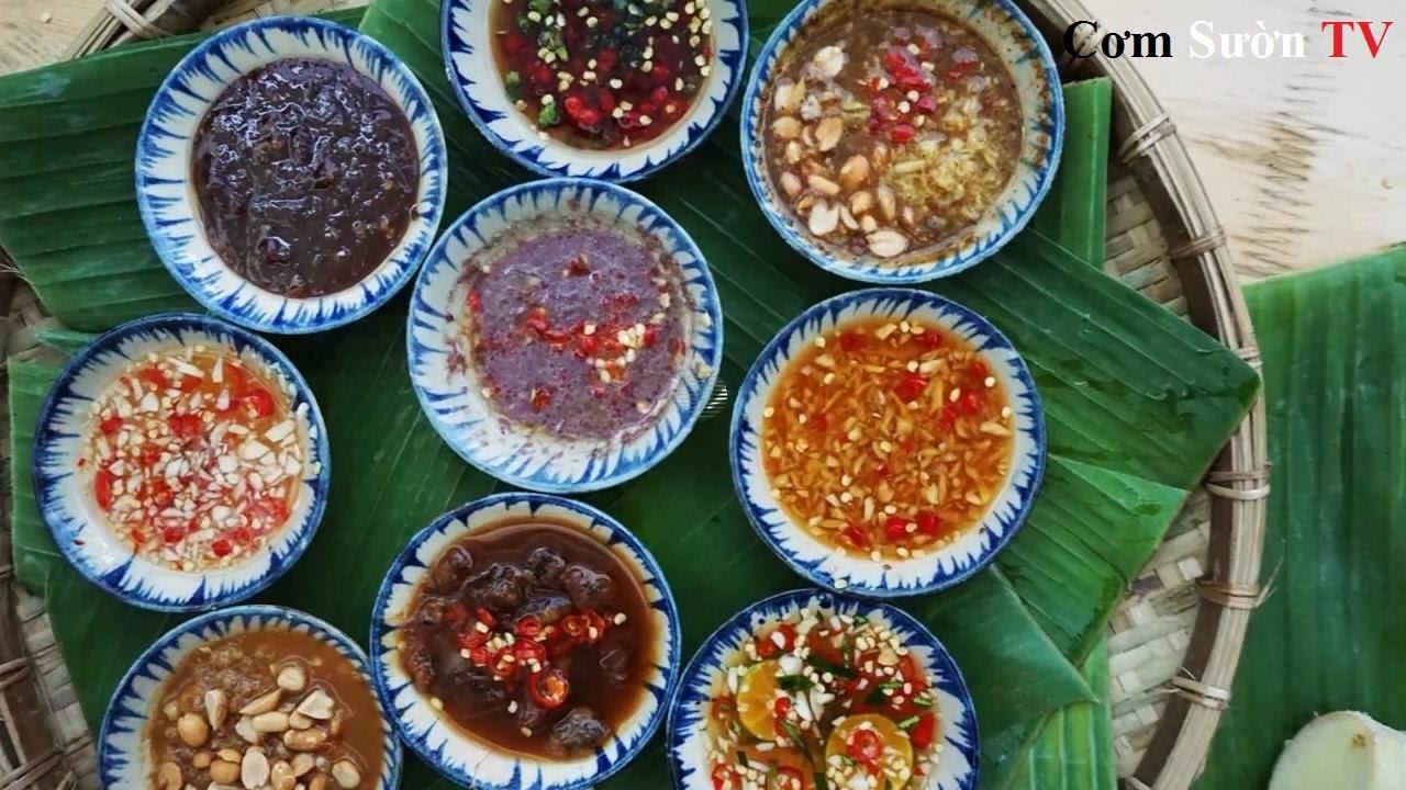 Nước chấm-linh hồn món ăn Việt