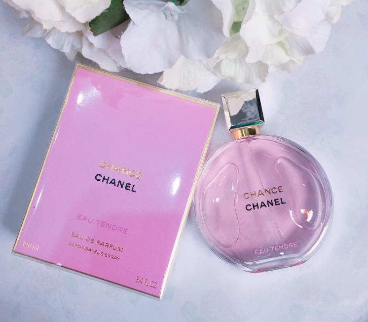Nước hoa Chanel Chance Eau Tendre quà tặng sang trọng