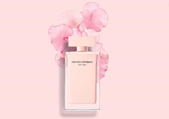 Nước hoa Narciso hương thơm quyến rũ