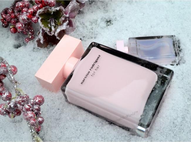 Nước hoa Narciso hồng sáng trọng quý phái