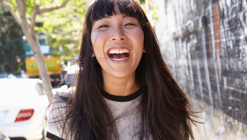 Niềm vui và nụ cười sẽ tiếp thêm năng lượng cho bạn