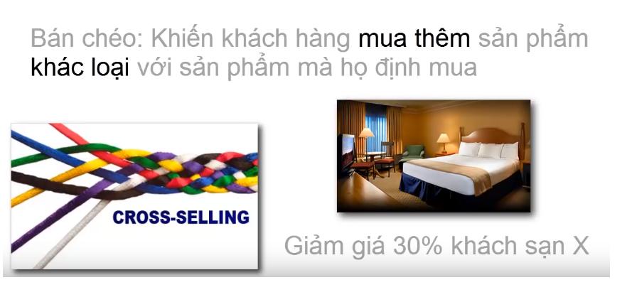 Phương pháp bán hàng cross selling