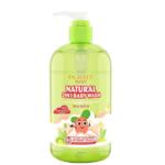 Sữa tắm trẻ em purite baby nature 2 in 1 wash – Tắm cùng thiên nhiên an toàn thơm tho cho em bé