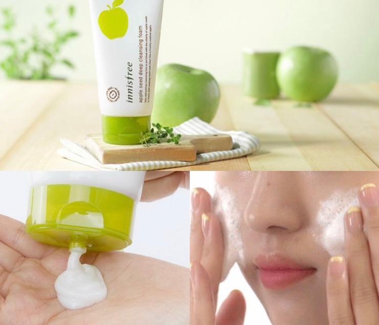 Sữa rửa mặt không bào mòn da