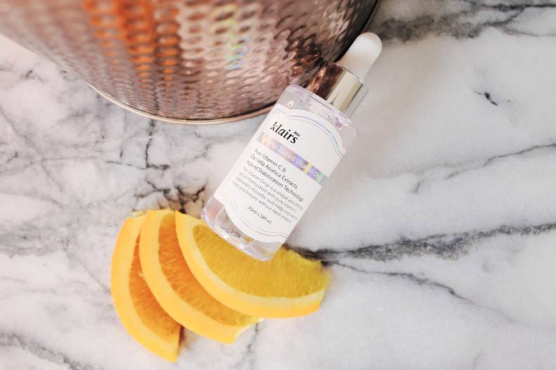 Serum Freshly chăm sóc da tốt nhờ Vitamin C