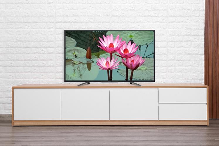 Smart Tivi Sony 43 inch KDL 43W660G hình ảnh tuyệt đẹp
