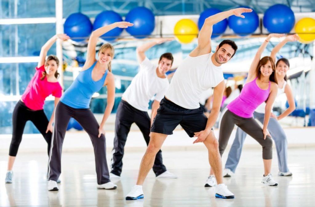 Tăng cường tập thể dục thể thao