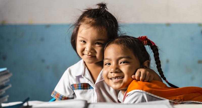 Trẻ em đau ốm và quỹ từ thiện