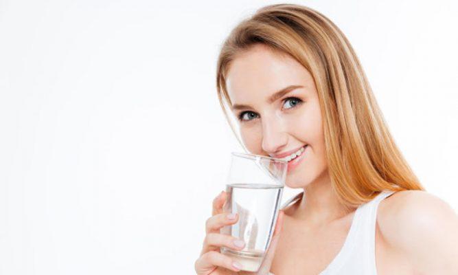 Uống nước mỗi ngày tốt cho sức khỏe