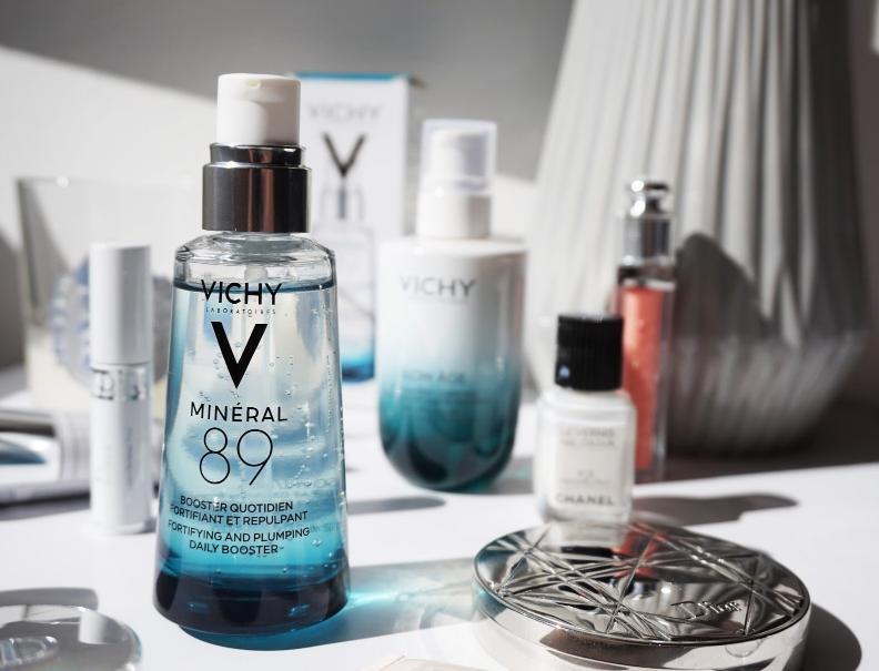 Vichy Mineral 89 đáng tin dùng cho da mụn