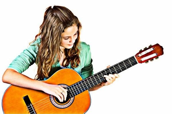 kỹ năng chơi guitar cho người mới bắt đầu