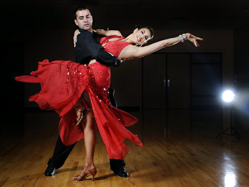 khiêu vũ tăng nhiệt cuộc sống
