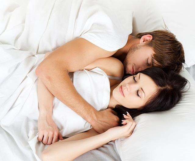 làm sao để có giấc ngủ ngon vợ chồng