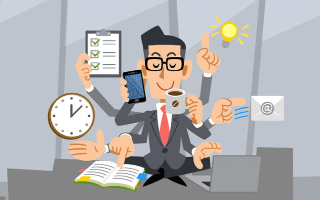 mẹo quản lý thời gian và công việc ở người bận rộn