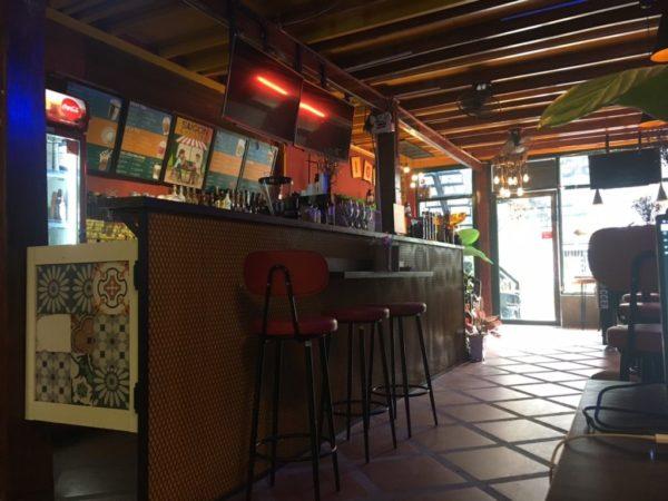 quán cafe nơi tôi viết bài