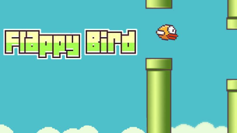 thành công với game flappy bird