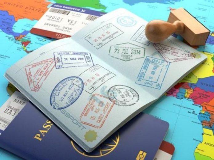 xin visa bị từ chối
