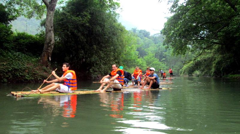 Du lịch cộng đồng xã Mai Hịch
