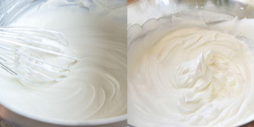 Kem sữa béo chứ đừng chọn loại tách béo nhé