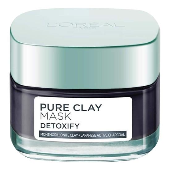 Mặt nạ đất sét L'Oréal Pure Clay Mash Detoxify