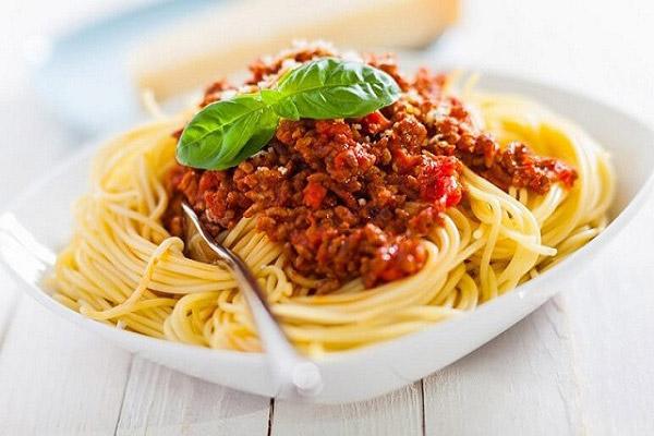 Mì spaghetti là món dễ gây nghiện cho mọi người