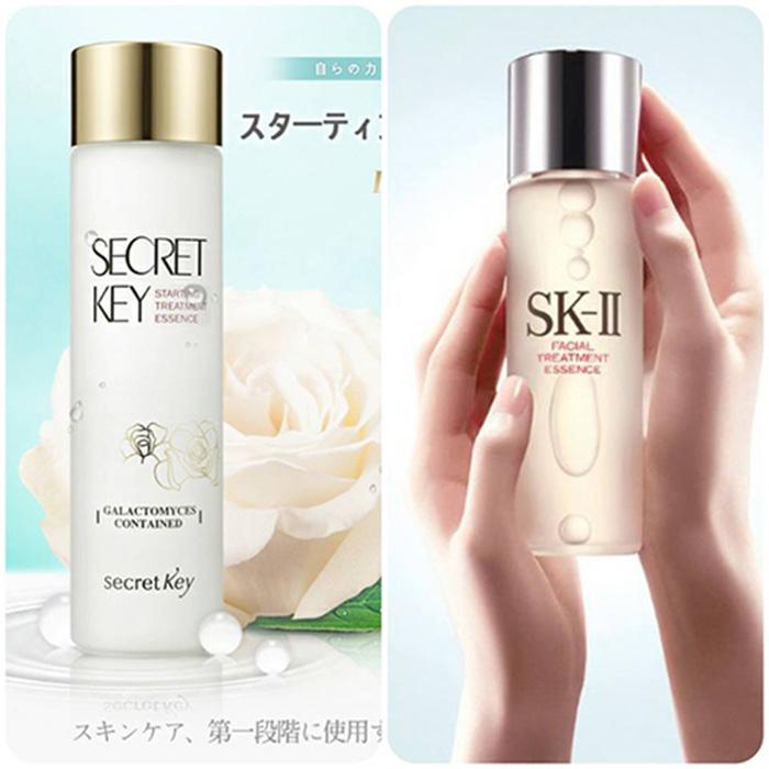 Secret Key bản dupe hoàn hảo của nước thần SK II