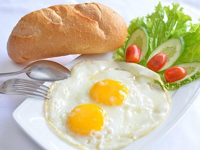 Tác dụng của bữa sáng