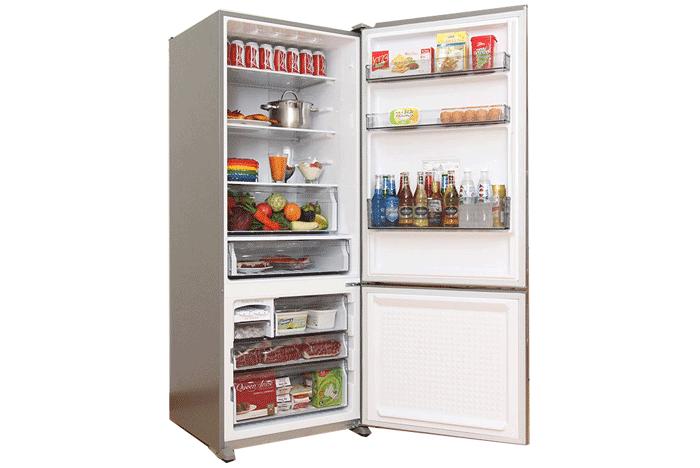 Tủ lạnh có ngăn đông mềm Panasonic Inverter NRBX468XSVN dung tích lớn 405 lít