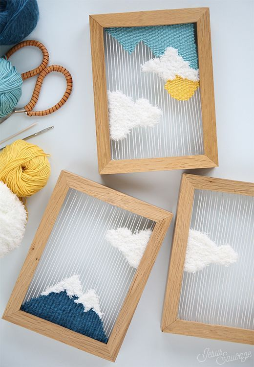 Tranh thêu handmade