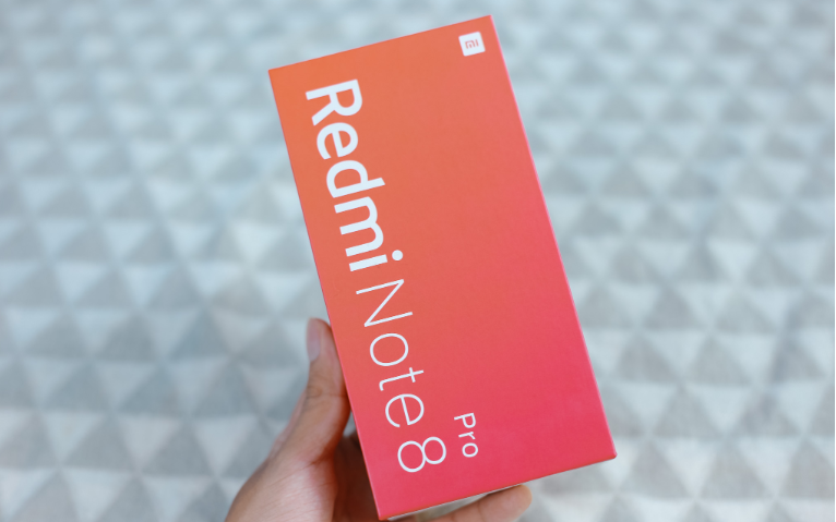 Xiaomi Remi Note 8 Pro