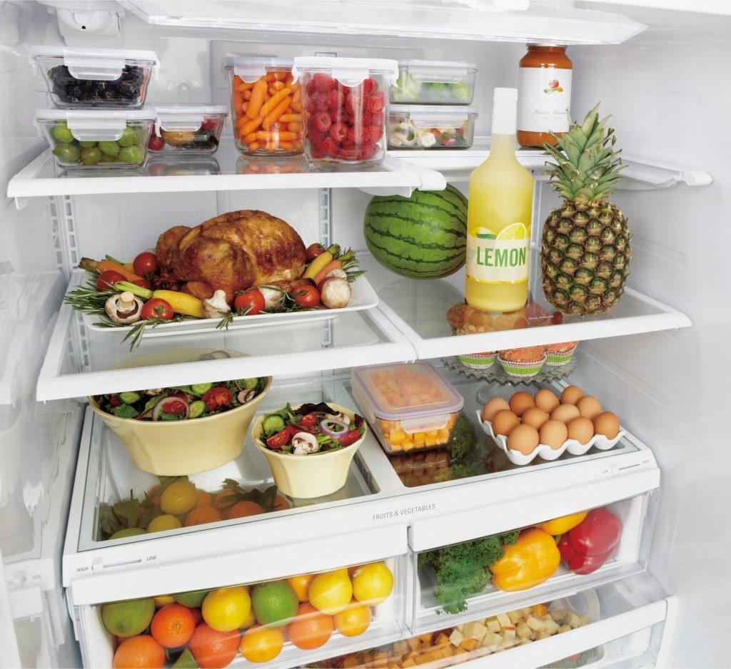 Những phương pháp bảo quản thực phẩm tốt nhất