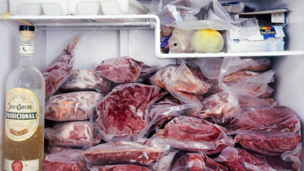 Bảo quản thực phẩm bằng cách làm đông lạnh