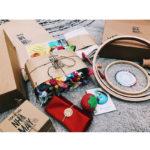 [Review] Top 5 nơi mua dụng cụ thêu tay, shop bán nguyên liệu thêu online