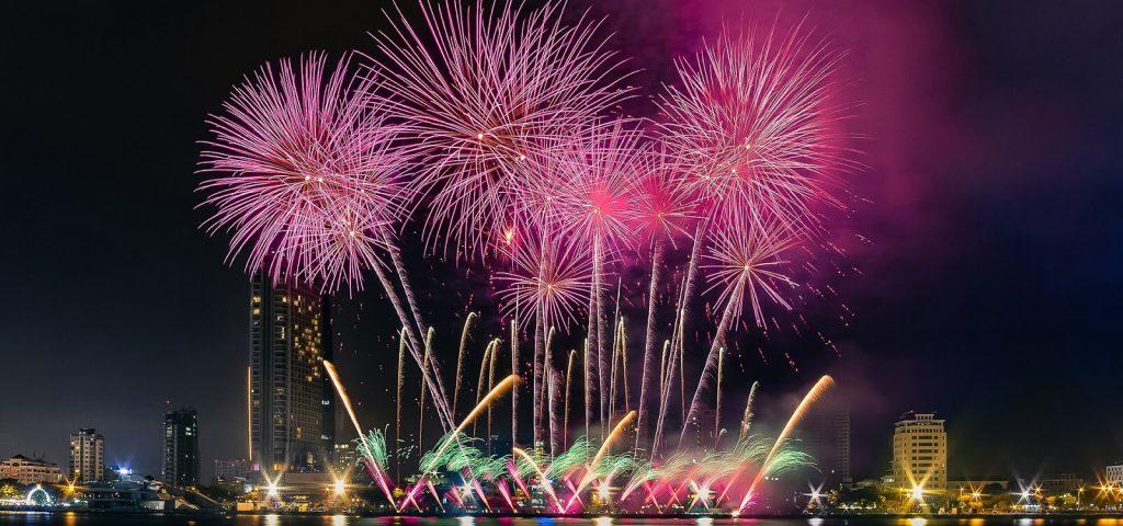 Đà Nẵng dự kiến tổ chức bắn pháo hoa tại 3 điểm