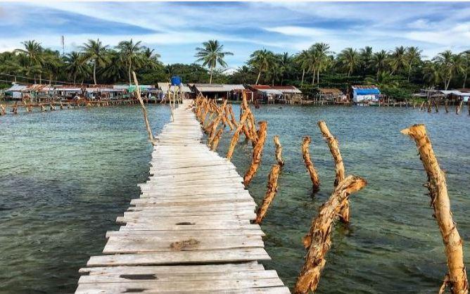 Đến thăm làng chài Rạch Vem Phú Quốc