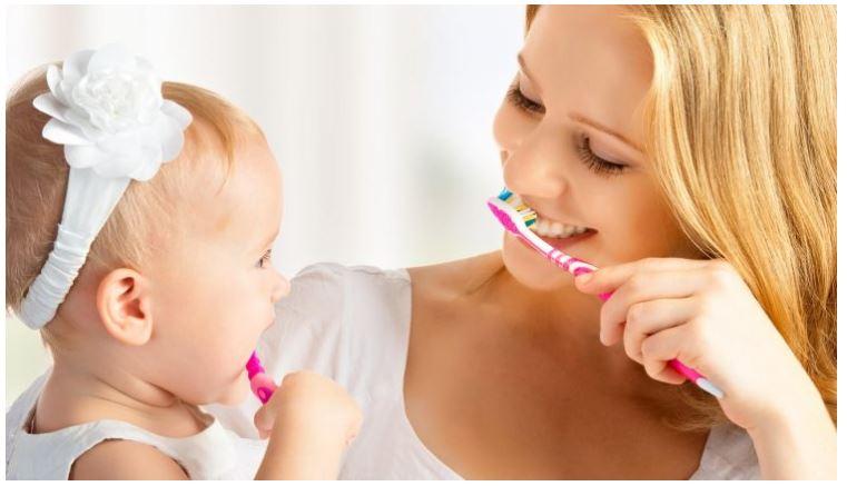 Để răng chắc khỏe và trắng sáng hãy thường xuyên đánh răng mỗi ngày