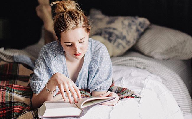 Đọc sách mỗi ngày hi