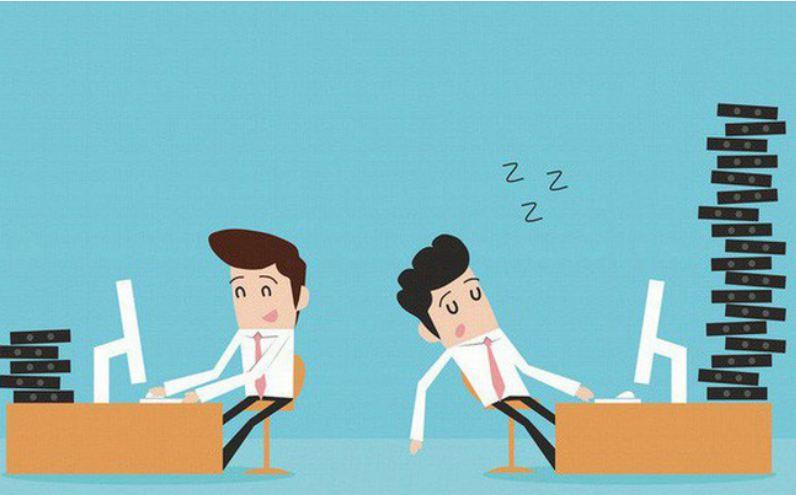 Đừng buồn vì mất phong độ nhất thời trong công việc