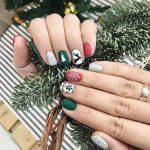 Lung linh dịp Giáng Sinh với 1001 mẫu nail HOT nhất mùa Noel 2019