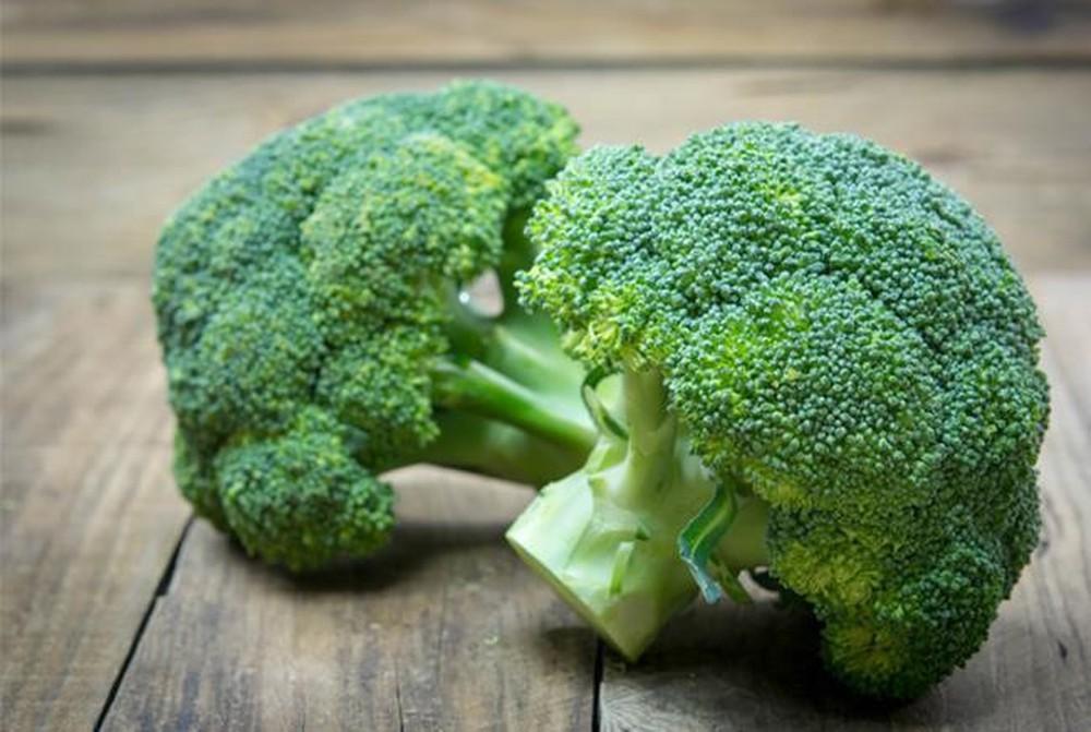 Bông cải xanh thực phẩm giàu canxi nên dùng