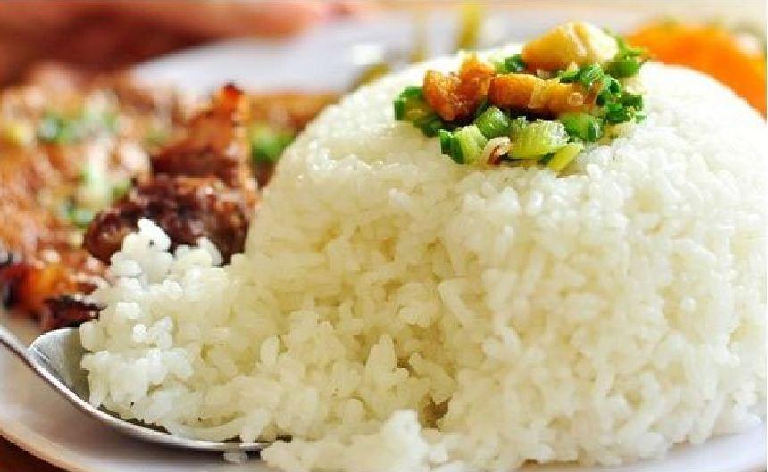 Cơm ngon, hấp dẫn tạo cảm giác thèm ăn hơn, muốn ăn nhiều hơn