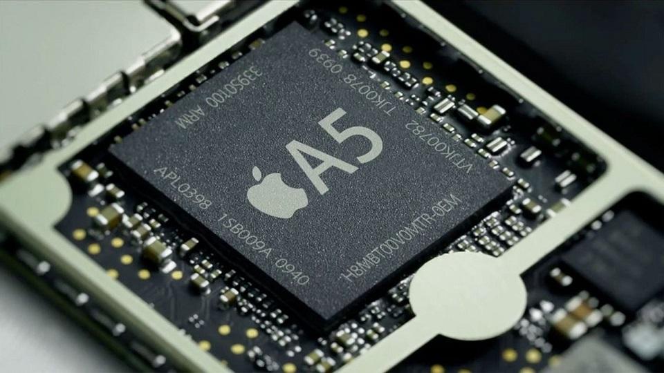 CPU là bộ não của điện thoại
