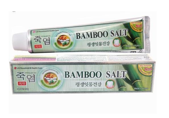 Kem đánh răng LG Care Bamboo Salt Oriental Herb có tốt không