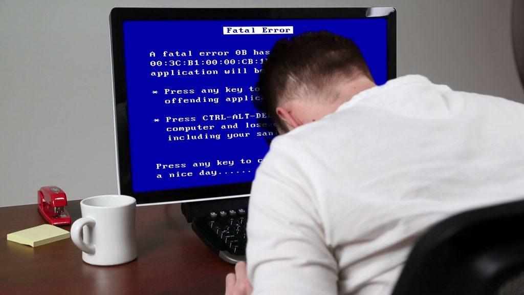 Máy tính bị treo gây cho các bạn không ít phiền hà