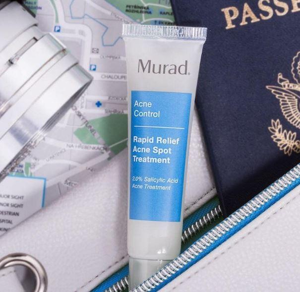 Murad Rapid Relief Acne Spot Treatment trị mụn hiệu quả